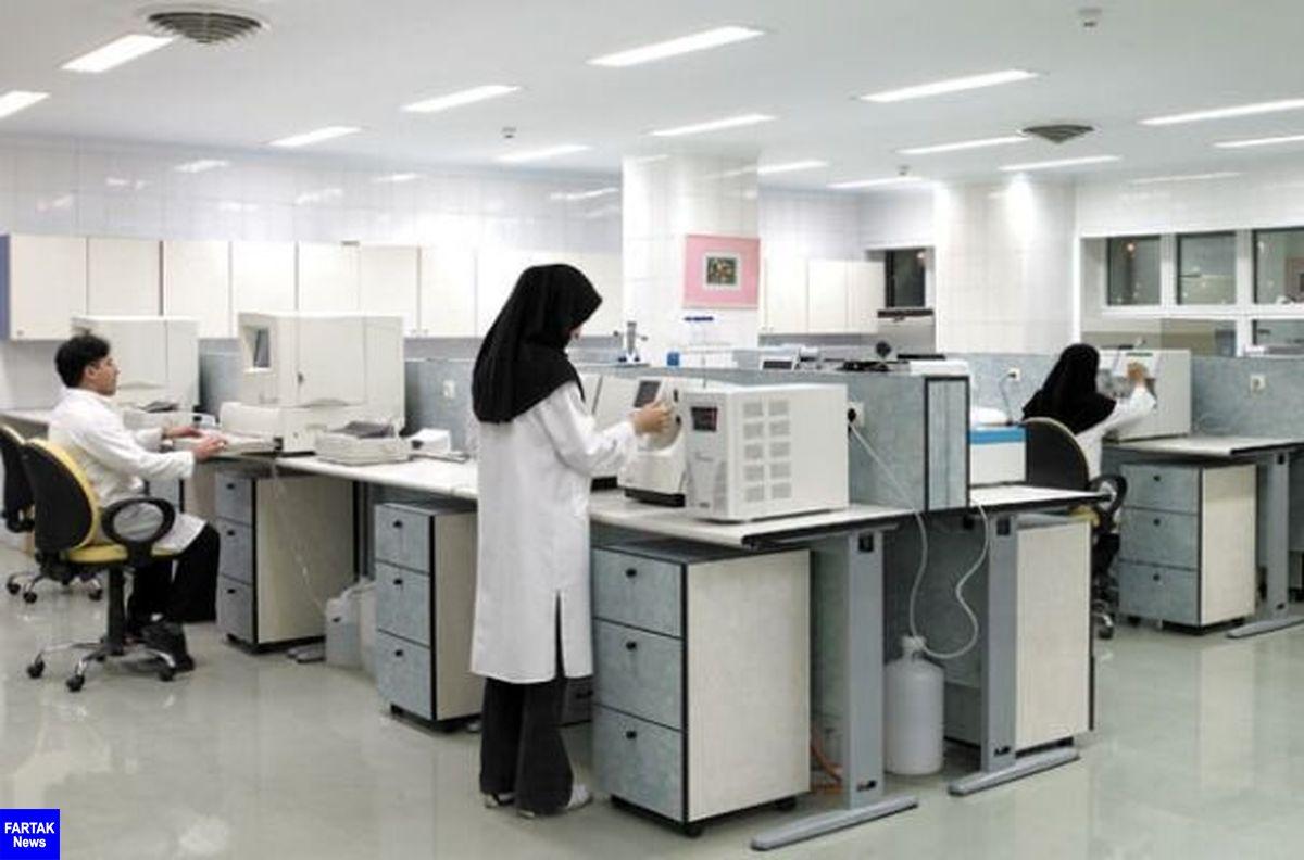 اعلام اسامی آزمایشگاه های غیر دولتی تشخیص کرونا