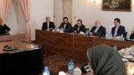 دیدار جمعی از مدیران حوزه سینما و جشنواره فجر با ظریف