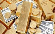 رشد 10 دلاری قیمت طلا در بازار جهانی