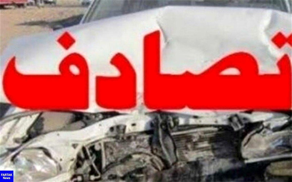 6 زن و مرد قربانی، تصادف شدید در اردبیل