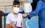 35 هزار دانشآموز کرمانشاهی واکسینه شدند