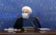روحانی:هیجانزدگی کاذب نباید بورس را متاثر کند