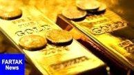 قیمت جهانی طلا امروز ۱۳۹۸/۰۹/۲۱