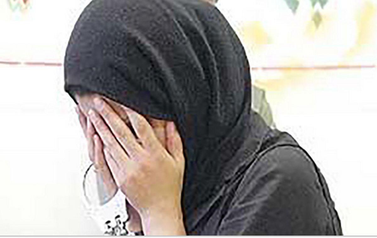 بازداشت دختر 19 ساله مشهدی بخاطر 100 شاکی!