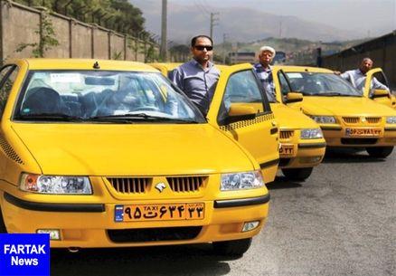 سهمیه سوخت تاکسیهای اینترنتی و آژانسها واریز شد