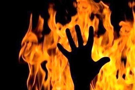 یک مرد بنابی پس از سوزاندن همسرانش خودسوزی کرد