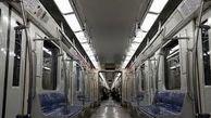 کاهش۶٠ درصدی مسافران مترو در پی شیوع کرونا