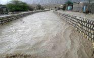 احتمال  وقوع سیلاب در چهارمحال و بختیاری