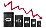 پایان هفته گذشته با کاهش قیمت نفت