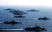 رژه دریایی نیروهای مسلح در بندرعباس آغاز شد