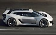 آئودی به دنبال کسب جایگاه نخست خودروهای لوکس برقی