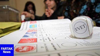 """""""فضاحت انتخاباتی"""" در ترکیه"""