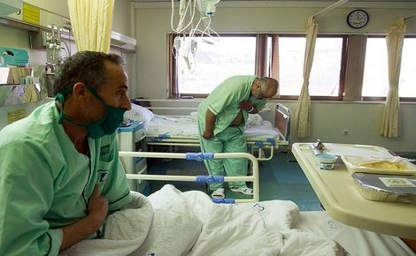 ترخیص ۵۴ بیمار مبتلا به کرونا در قم