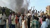 از سرگیری اعتراضات ضد دولتی در ۵ شهر سودان