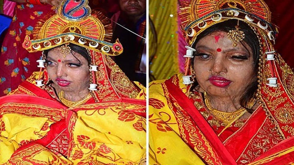 انتقامجویی؛عکس این عروس جهان را تکان داد!