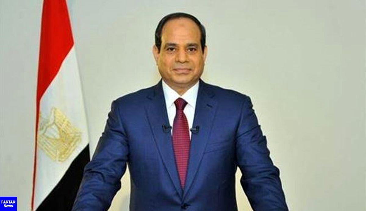 طبق اعلام رییس جمهور مصر، بحران کانال سوئز پایان یافت
