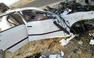۵ کشته و زخمی بر اثر تصادف سمند و تریلی