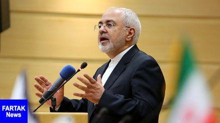 ظریف: آمریکاییها برای ایجاد مزاحمت در روابط ایران و اروپا تلاش میکنند