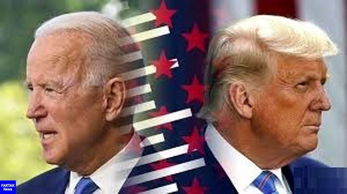 دلهره ناآرامی و درگیری پس از اعلام نتیجه انتخابات ۲۰۲۰ آمریکا