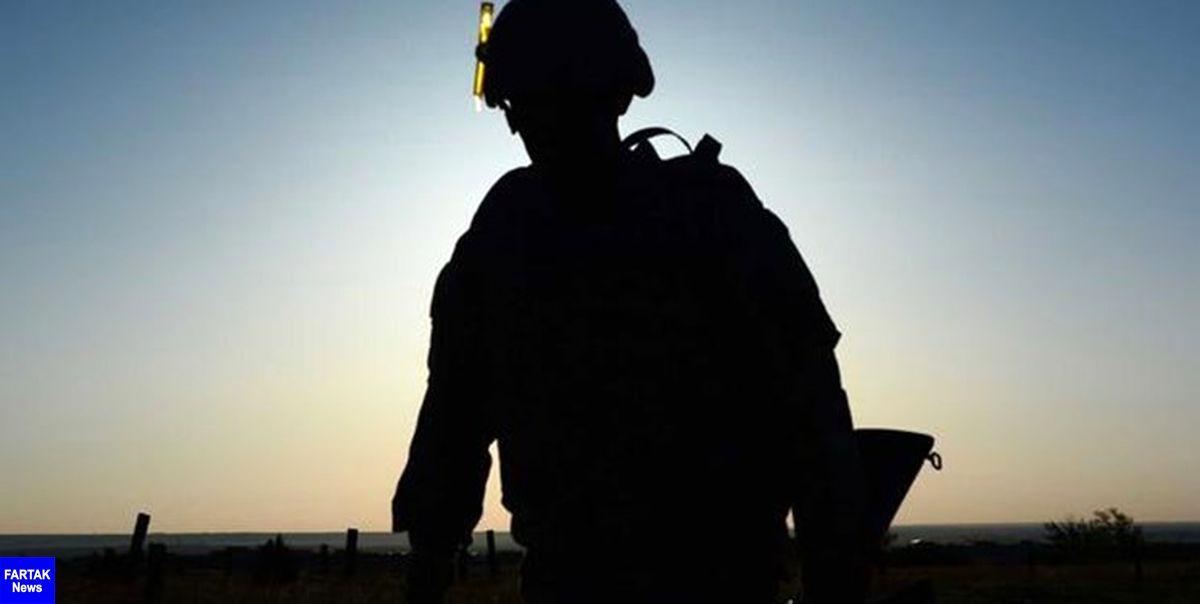 یک نظامی تروریست آمریکایی در کویت کشته شد