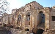 آسیب زلزله به 13 بنای تاریخی استان کرمانشاه