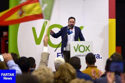 مروری بر اهداف و برنامه های حزب باکس در اسپانیا