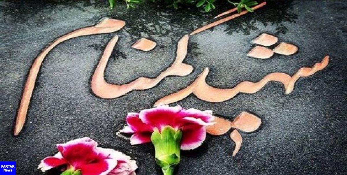 پیکر پاک شهید گمنام در اروندکنار تشییع و خاکسپاری شد