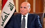 واکنش وزیرخارجه عراق به خبر درخواست بغداد برای نظارت بین المللی بر انتخابات پارلمانی