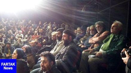 اعتراض اهالی تئاتر به تهمتها و دخالتهای غیرقانونی