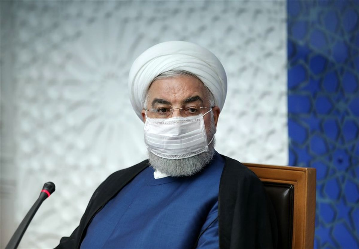 گزیده ای از سخنان روحانی در جلسه هیئت دولت