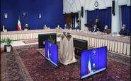 ادامه جلسات فوق العاده هیات دولت برای بررسی لایحه بودجه 1400
