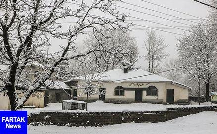سامانه بارشی جدید برف و باران در راه است