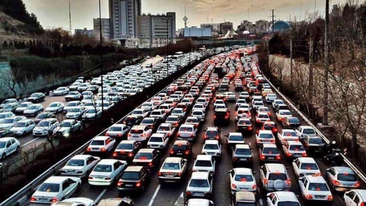 آغاز جلسه پایش ترافیک تهران در سال تحصیلی جدید