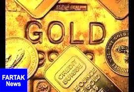قیمت جهانی طلا امروز ۱۳۹۷/۱۰/۱۷