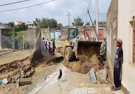 بلوچستان دوباره سیلابی شد؛ ۵ شهرستان جنوبی درگیر سیلاب