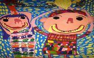 درخشش کودکان کرمانشاهی در مسابقه «سرزمین مادری» کشور بلاروس
