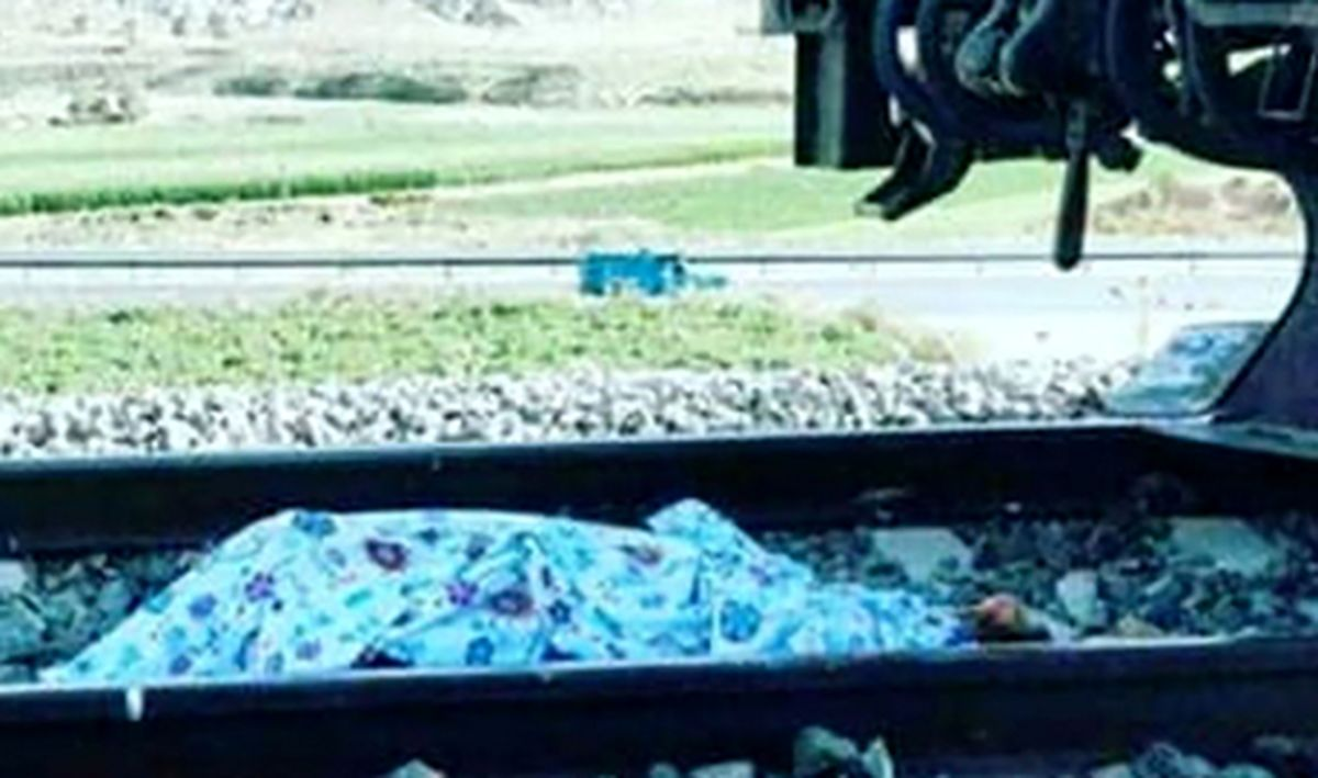 مرگی مشکوک در راه آهن/خودکشی بود یا حادثه ؟
