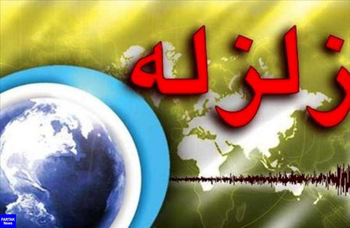 زلزله 4 ریشتری حوالی ازگله در استان کرمانشاه را لرزاند