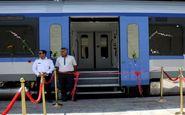 بهرهبرداری اولیه از قطار رشت - قزوین