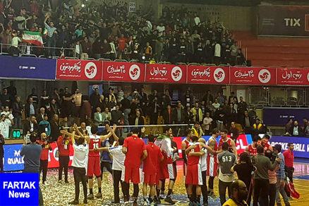 سلطانیفر: وزارت ورزش از تیم ملی بسکتبال برای حضور در جام جهانی حمایت میکند