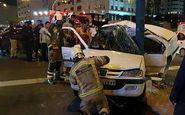 تعداد بالای تصادفات روزانه در پایتخت