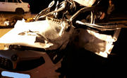 تصادف شدید در محور سمنان- دامغان/ ۵ کشته و زخمی ماحصل بی احتیاطی