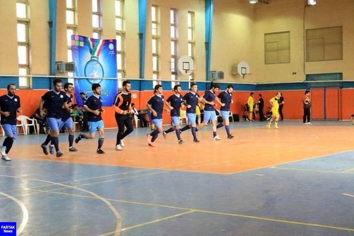 اقدام دانشگاه فرهنگیان برای مهارت آموزی ورزشی دانشجویان