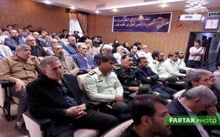 تجلیل از دست اندرکاران حج تمتع 98 استان کرمانشاه به روایت تصویر