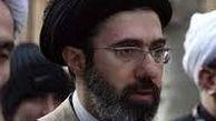 حضور مجتبی خامنهای در راهپیمایی روز قدس
