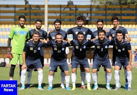 پیروزی پرگل آبی های تهرانی مقابل تیم عقاب