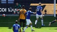لیگ برتر انگلیس| برتری قاطع ولورهمپتون مقابل اورتون