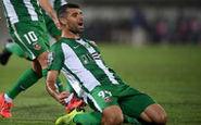 کولاک مهدی طارمی با هتریک در لیگ پرتغال