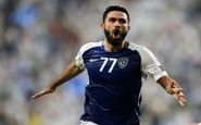 خربین مادام العمر از حضور در تیم ملی سوریه محروم شد