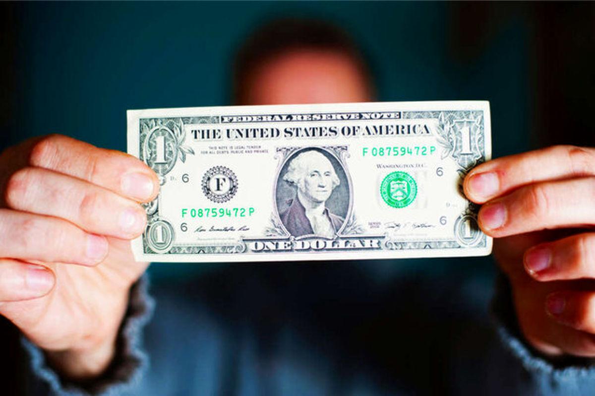 دلار شدیدا افت کرد